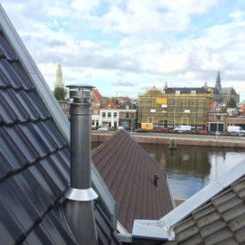 Rookgasdoorvoer Haarlem